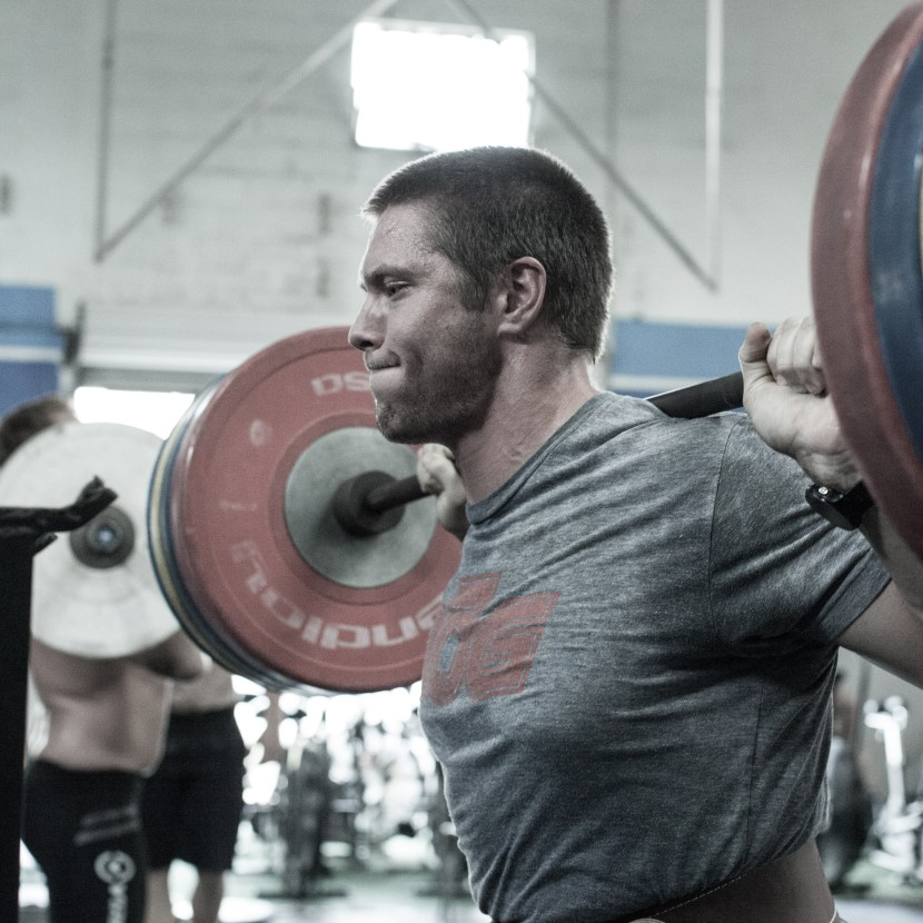 Weightlifting is a mindset.