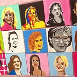 Pop art schilderen workshop Keistad Evenementen