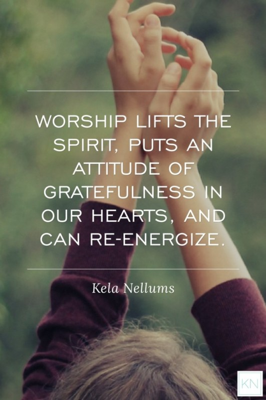 pursuing what is excellent worship re energizes