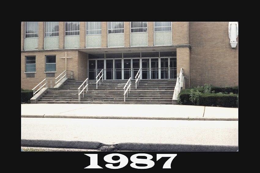 front entrance 1987 final