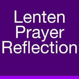 LentReflections2014