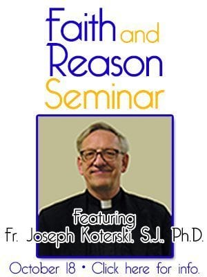 Faith & Reason Seminar