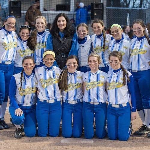 Girls Varsity Softball Charity Game-3685