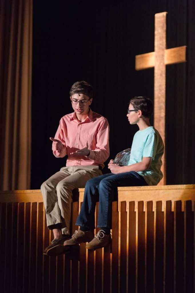 Easter Prayer Service Harrison Keller-2356