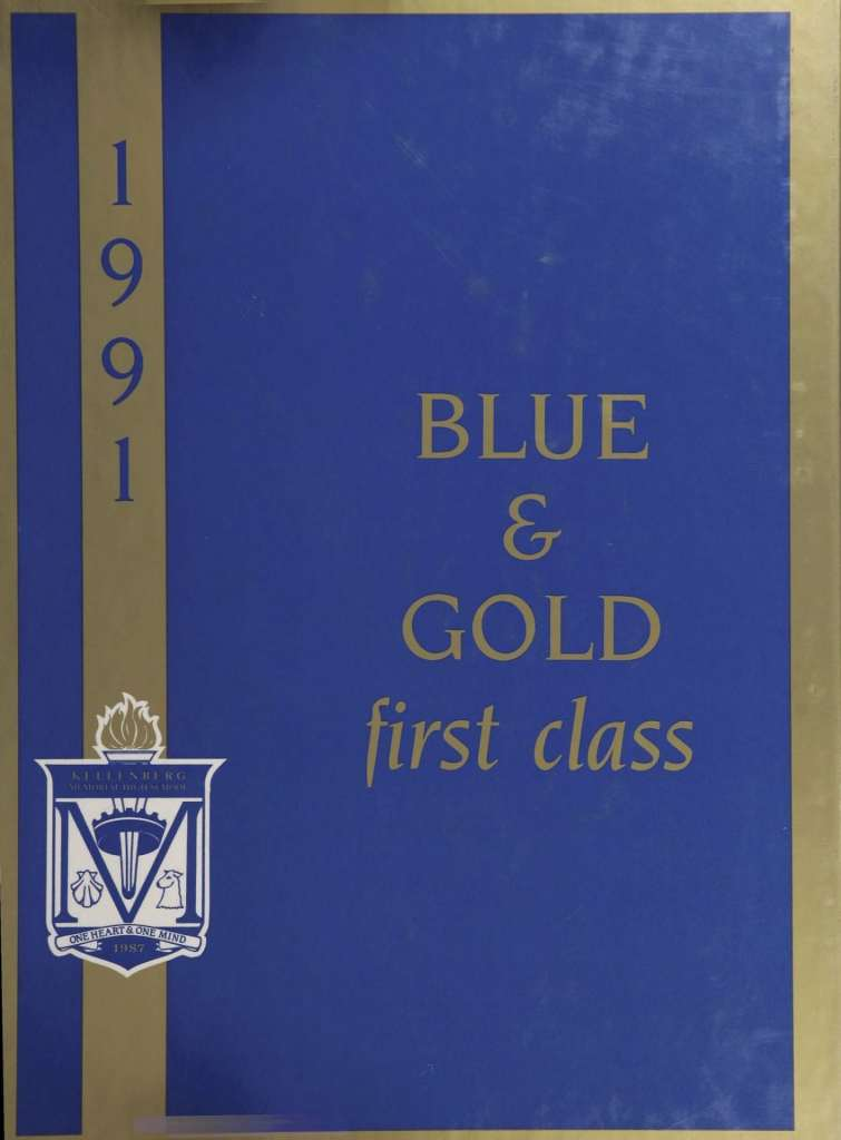 Kellenberg Yearbook 1991