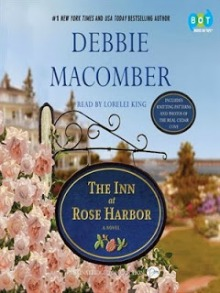 Audiobook Review – The Inn at Rose Harbor: A Novel by Debbie Macomber