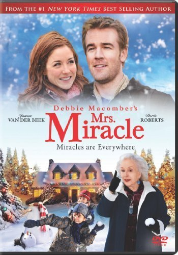 Christmas Movie Review 5 – Mrs. Miracle