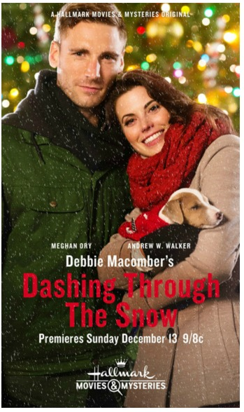 Christmas Movie Review – Debbie Macomber's Dashing Through the Snow