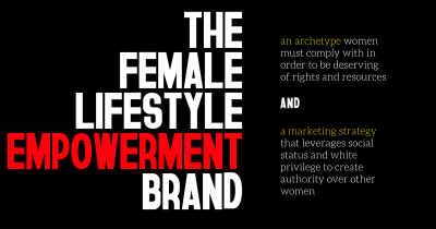 The Female Lifestyle Empowerment Brand: A Definition ...