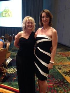 Robin Bielman and Samanthe Beck - RITA nominees!