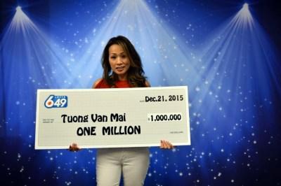 Kelowna's Million Dollar Lottery Winner Comes Forward
