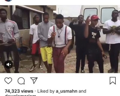 Olamide signs Picazo Rhap following viral rap video - Kemi Filani News
