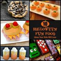 Halloween Fun Food: 10 Ideas Your Kids Will Love
