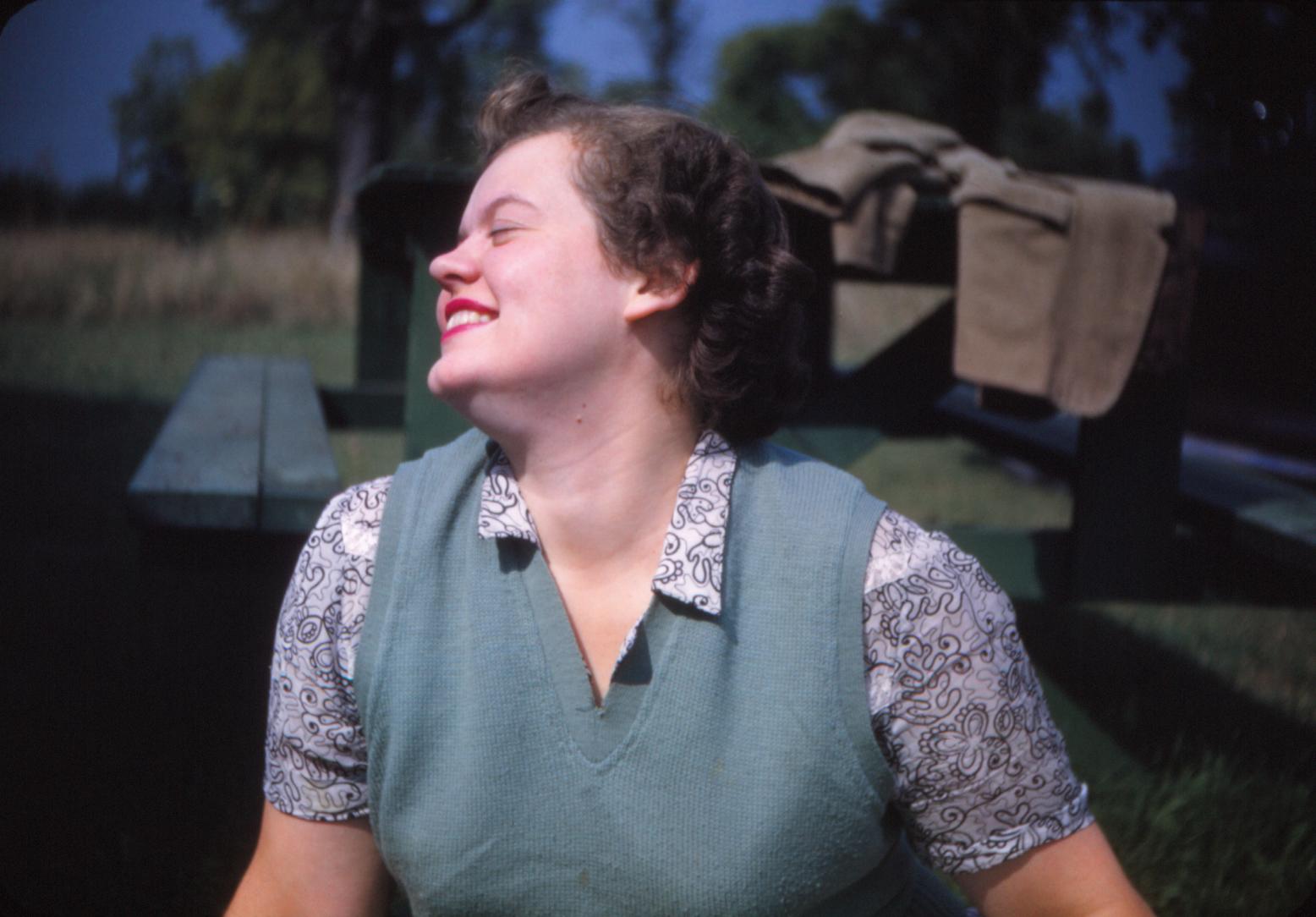 Lorry circa 1948