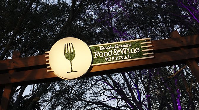 Busch Gardens Food And Wine Festival To Offer Meatloaf And
