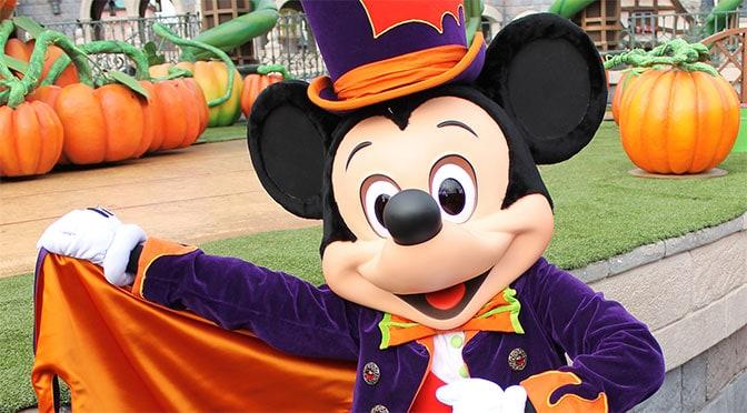 Disneyland mouse orgy video