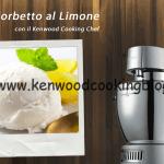 Video Ricetta Sorbetto al Limone Kenwood