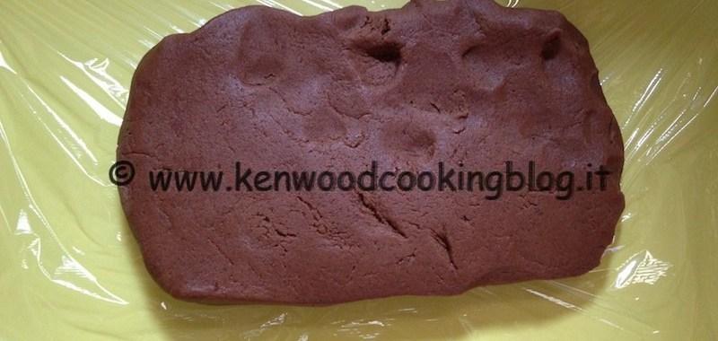 Ricetta pasta frolla al cioccolato Montersino