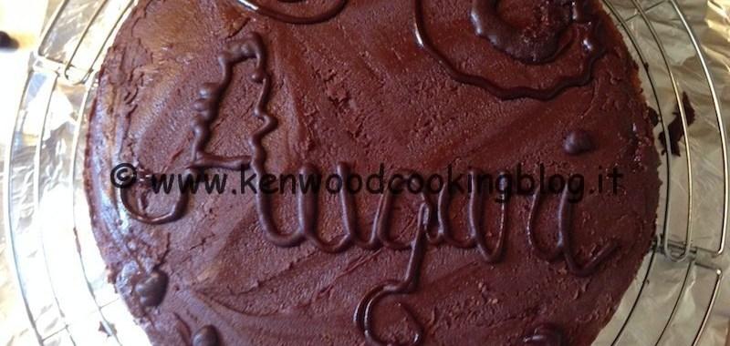 Torta Sacher o Sachertorte Kenwood