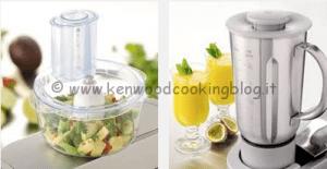 Food Processor e Blender vecchi