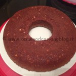 Ricetta torta ciambella nocciole e cioccolato Kenwood