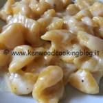 Ricetta gnocchi di zucca senza patate Kenwood
