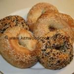 Ricetta Bagels di Laurel Evans con Kenwood