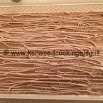 Ricetta bigoli pasta integrale al Torchio Kenwood
