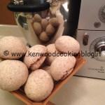 Ricetta panini integrali con esubero di pasta madre Kenwood