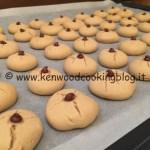 Ricetta biscotti leggeri al caffè con farina di riso senza burro Kenwood