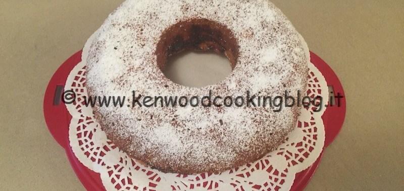 Ricetta ciambella con zabaione Kenwood