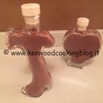 Ricetta liquore alla Nutella o Nutellino Kenwood