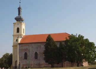 Szentlászló, református templom
