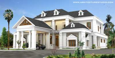 Kerala Home Design & House Plans | Indian & Budget Models