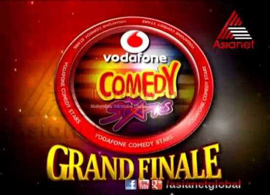 Vodafone Comedy Stars Grand Finale