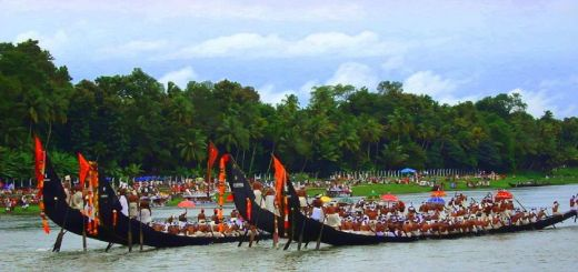 Aranmula Boat Race 2014 Online