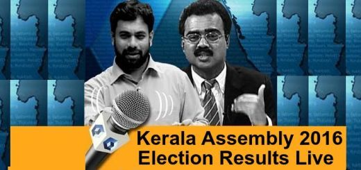 Kerala Assembly 2016 Election Results
