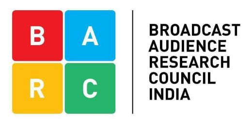 Barc ratings 2016 data