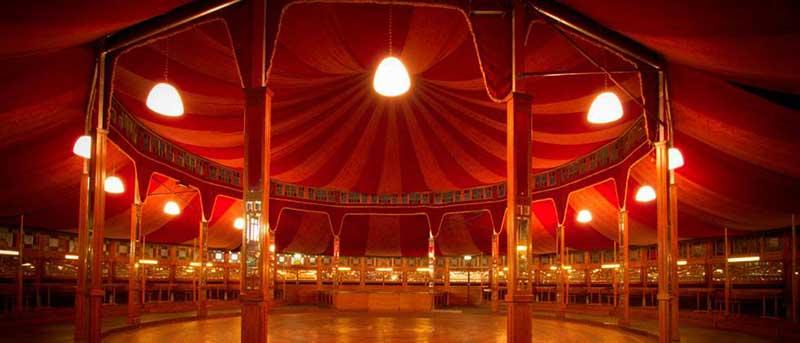 Spiegel-Tent