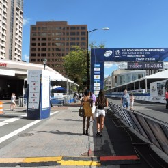 The world comes to Richmond, UCI Road World Championships