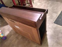 Small Of Record Player Stand