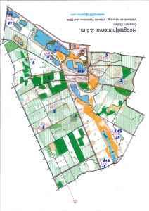 Gün 1 Harita 5 Orienteering