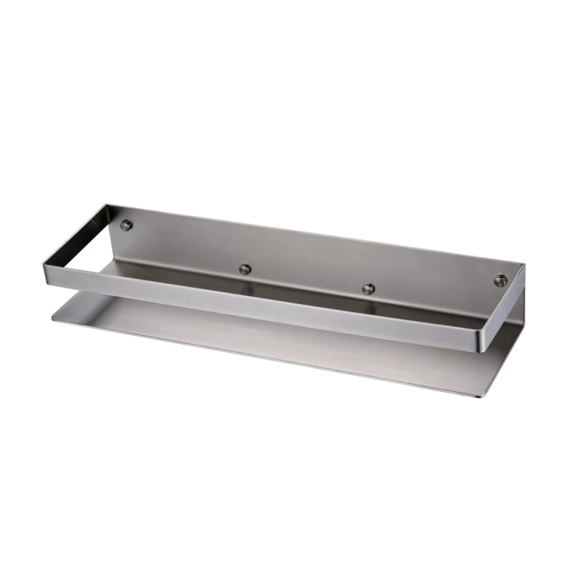 Large Of Metal Bathroom Wall Shelf