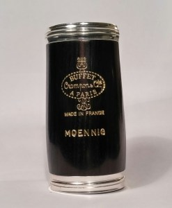 Buffet Moennig Clarinet Barrel