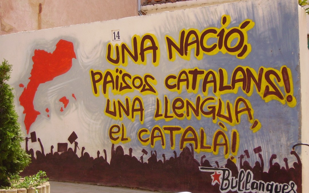 Be Civilized, Don't Speak Catalan or Taiwanese