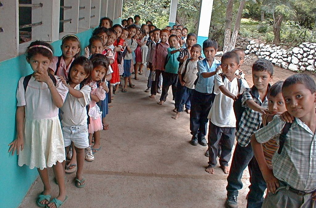 Violence and Poverty Push Children to Leave Honduras