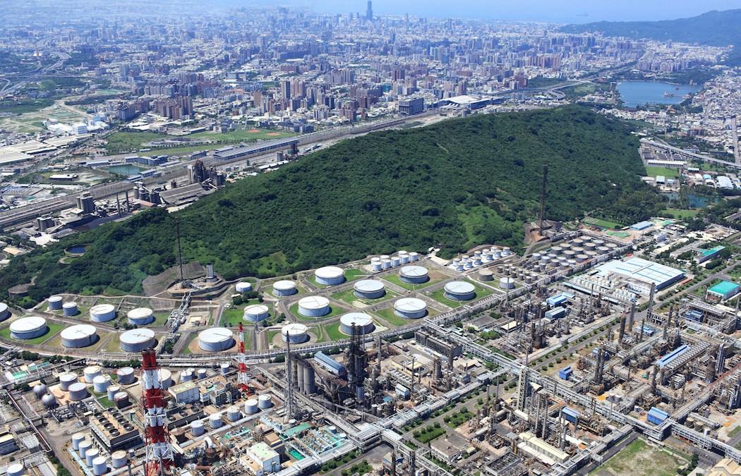 Industry, Environment, Taiwan (KP31)