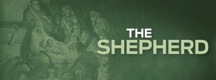 Glimpses of Great Joy: Our Good Shepherd-King
