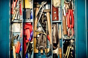 pick a tool