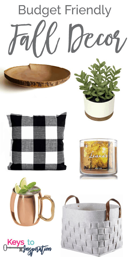 The best budget friendly fall decor! I love all these items and I can't wait to incorporate them into my home.